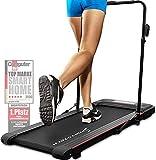 Sportstech Laufband für Zuhause & Büro Easy verstaubar | eingebauter Bluetooth-Lautsprecher & APP...