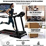 Sportstech F31 Profi Laufband inkl. VORMONTAGE | Deutsches Qualitätsunternehmen | Video Events &...